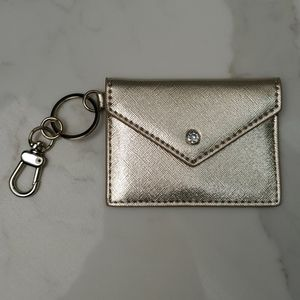 WHBM Gold wallet